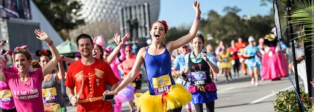 Como participar das corridas e maratonas Disney em Orlando