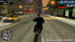 Grand Theft Auto: Liberty City Stories ISO