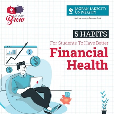 5 Habits For Students to have a Better Financial Health