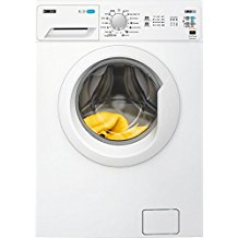 Zanussi ZWF8220WWE Independiente Carga frontal 8kg 1200RPM A+++ Blanco - Lavadora (Independiente, Carga frontal, Blanco, Giratorio, Izquierda, Blanco)