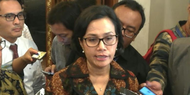 This Explanation Sri Mulyani reserved Termination with JP Morgan