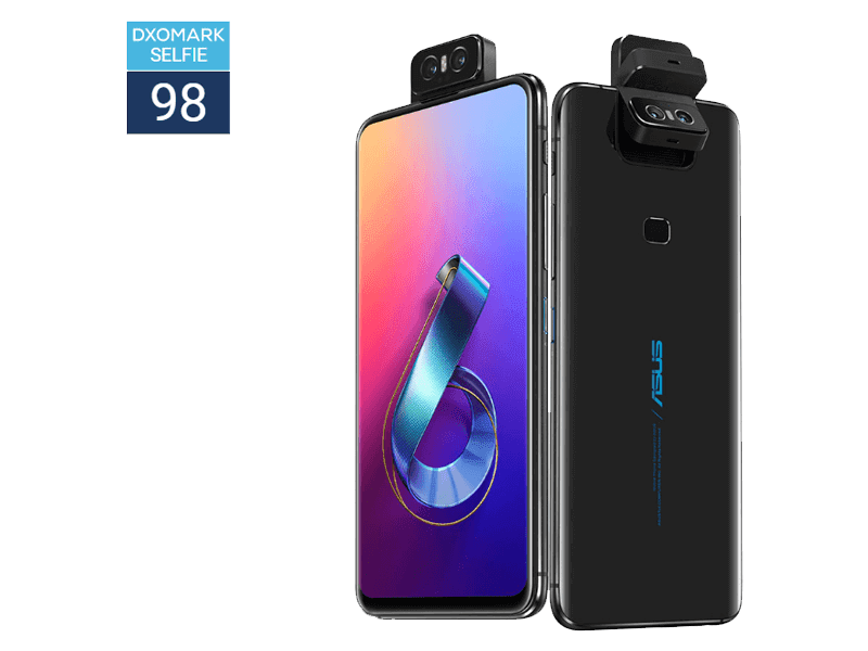 ASUS ZenFone 6 selfie DxOMark score is the highest yet