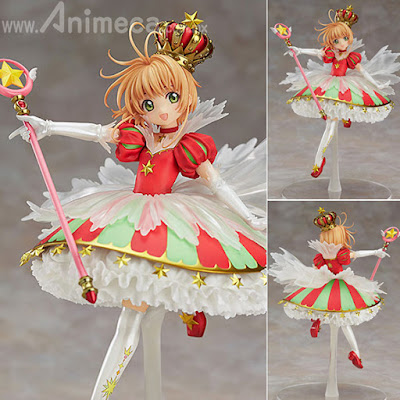 Figura Sakura Kinomoto Cardcaptor Sakura