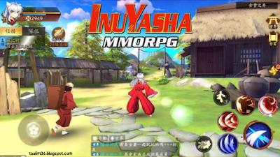 تحميل أفضل لعبة أنمي إينوياشا InuYasha على الإطلاق APK للأندرويد 2019 برابط مباشر