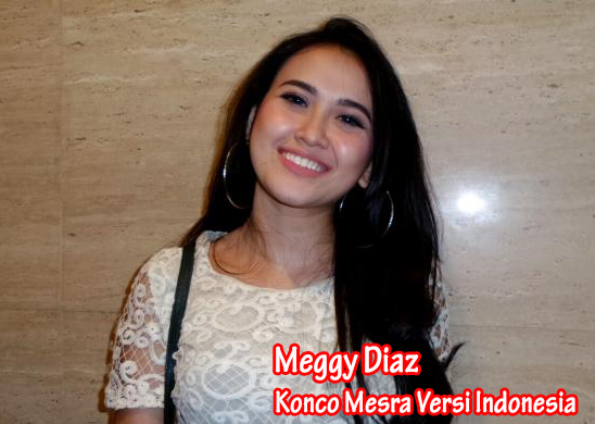Lirik Lagu Konco Mesra Versi Indonesia - Meggy Diaz