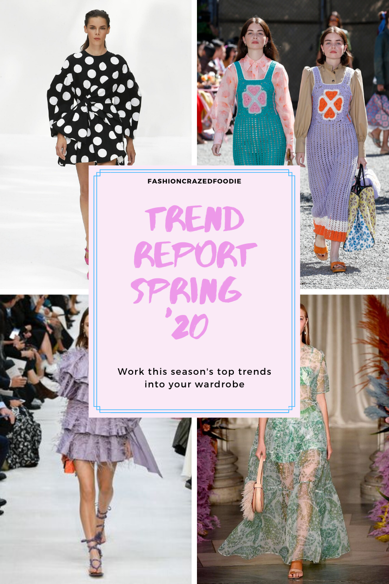 Spring '20 Runway Trends: How to Make Spring's Runway Looks Work for You