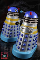 Doctor Who 'The Jungles of Mechanus' Dalek Set 16