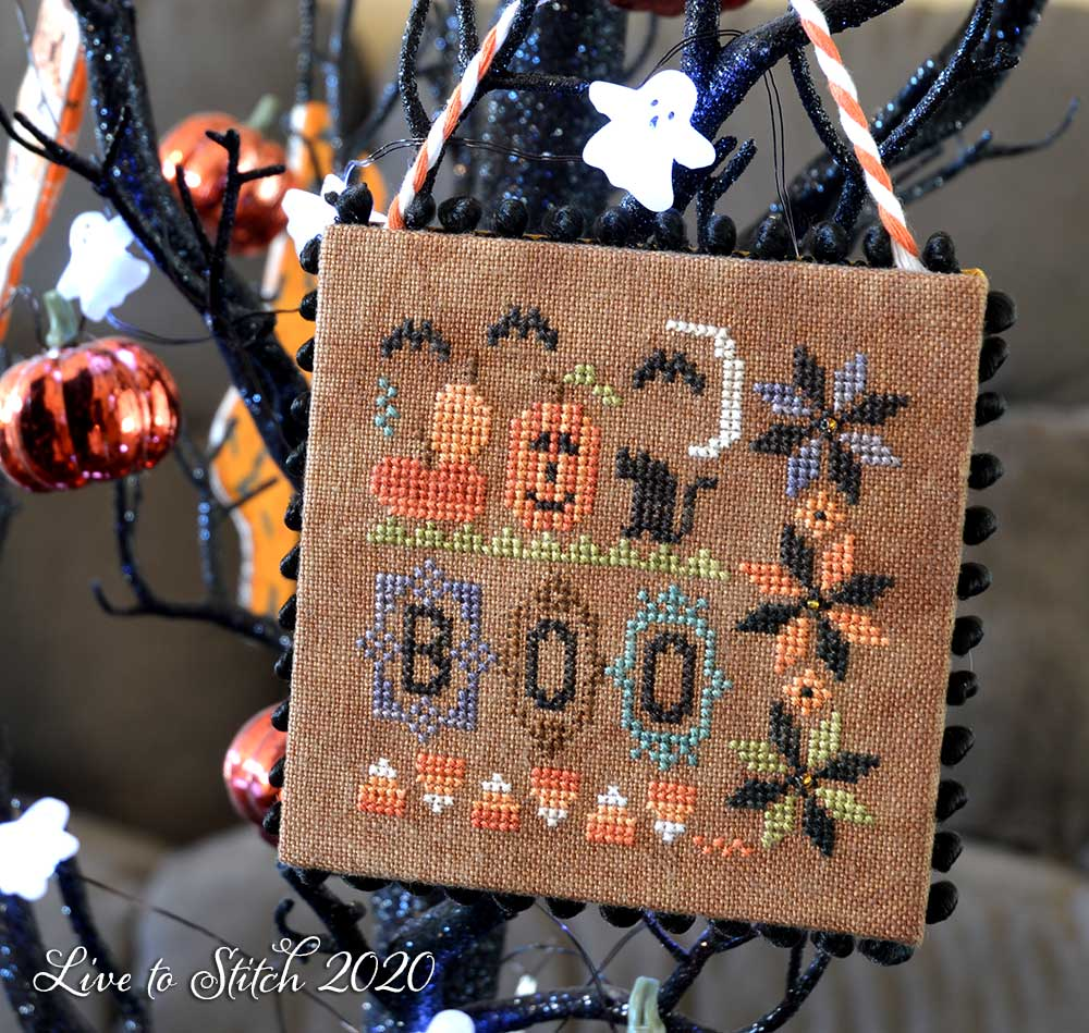 Boo by Lizzie Kate
