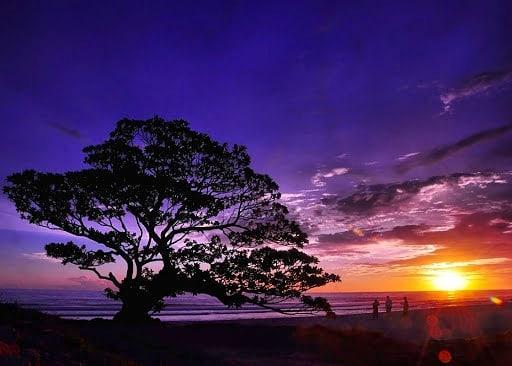 Sunset Pantai Pok Tunggal - foto veronika.febri_1302