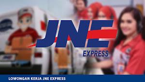 Lowongan Kerja JNE Express  Lulusan SMA/SMK, D3 & S1