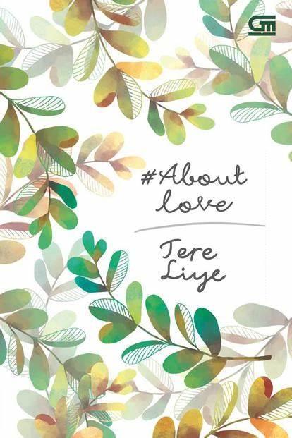 Buku Favorit Tere Liye : About Love