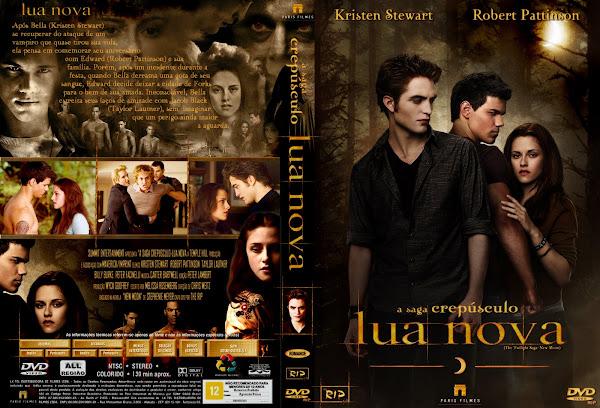 A Saga Crepúsculo: Lua Nova Torrent - BluRay Rip 720p Dublado (2009)