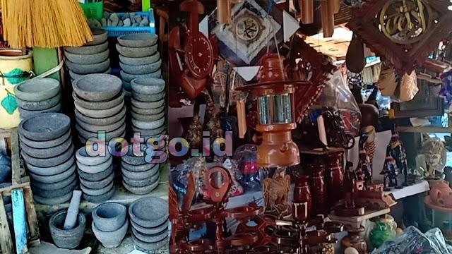 Souvenir Borobudur Pasar Oleh-Oleh Wisata Candi Borobudur