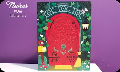 Blog PurpleRain - Livre Toc - Toc - Toc - Qui habite là ?