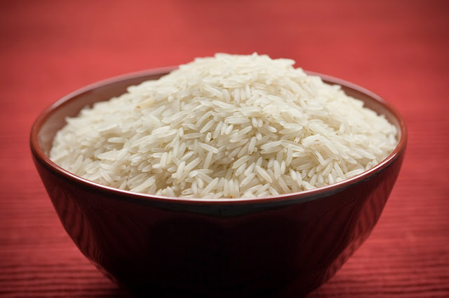 current price of a bag of rice