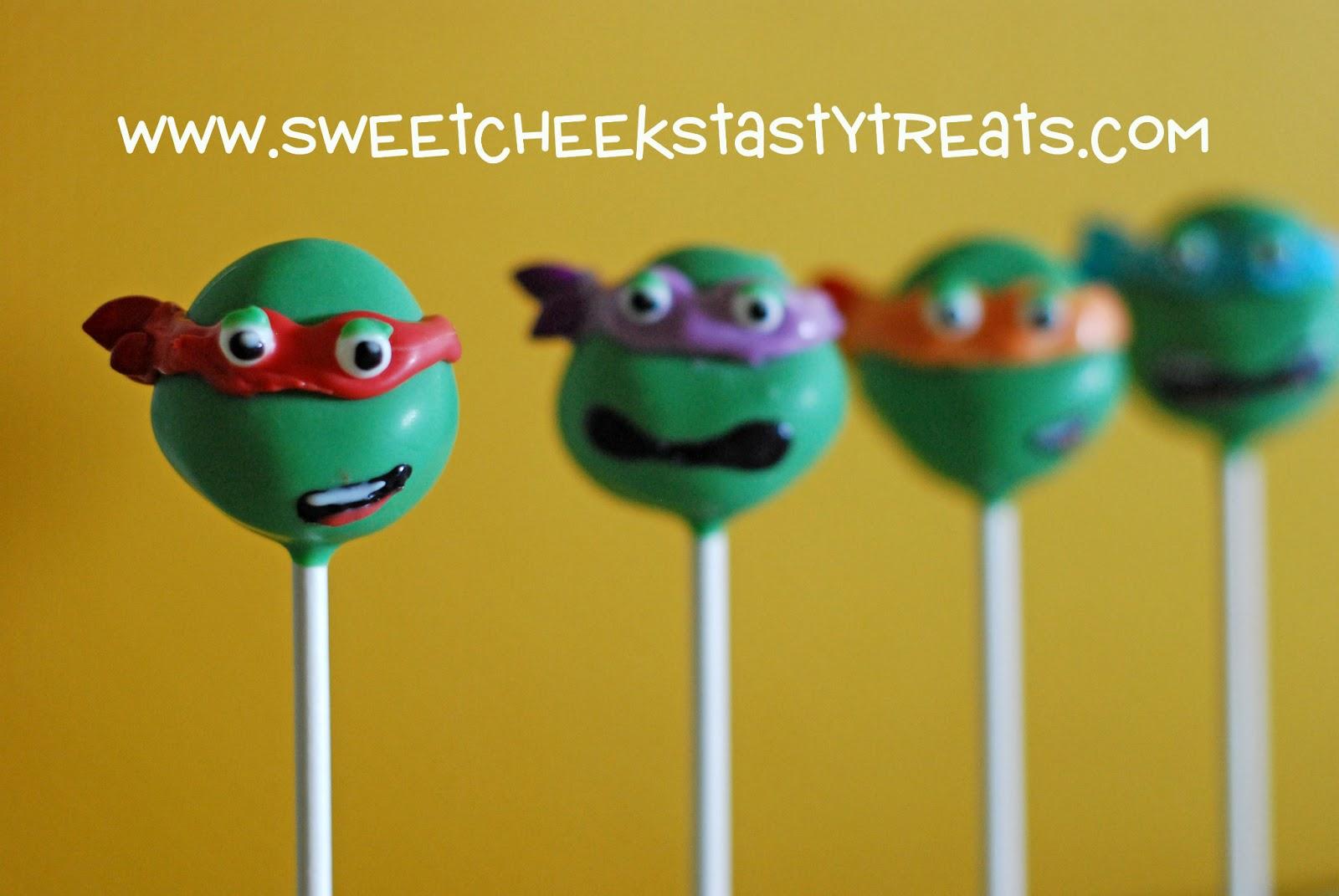Sweet Cheeks Tasty Treats Cake Pop Parade