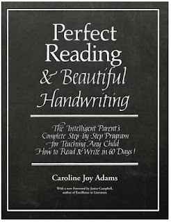 Perfect Reading, Beautiful Handwriting (Everyday Education, LLC Review)
