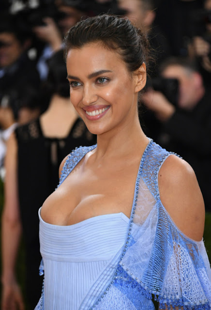 Irina Shayk - Costumt Institute Gala