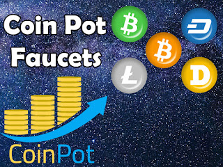 Best Online Earning Free and Investment: Coin pot faucets