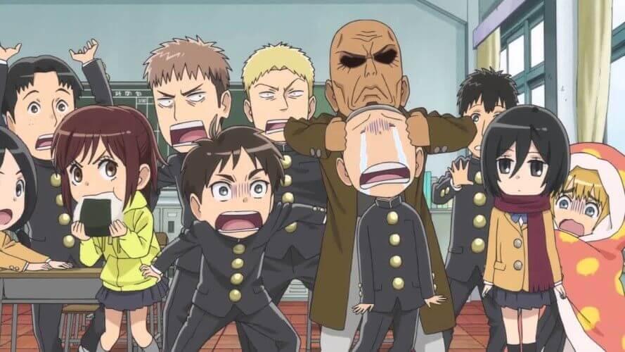 Rekomendasi Anime yang Mirip dengan Isekai Quartet