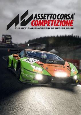 Capa do Assetto Corsa Competizione