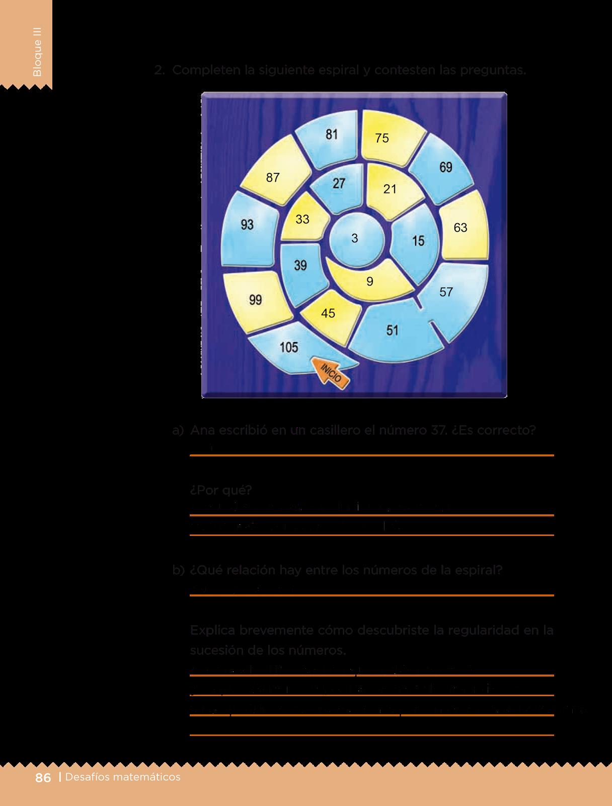 Los juegos - Bloque III - Lección 37 ~ Apoyo Primaria