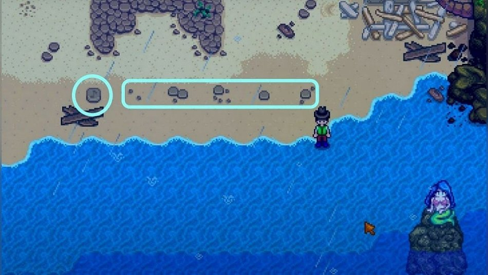 Stardew Valley Mermaid Puzzle: How to Solve It?