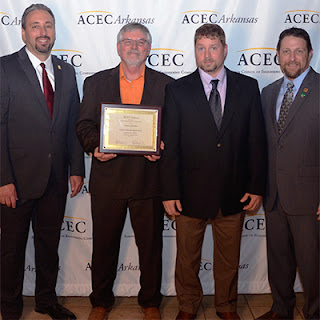 ACEC Recognizes Conway Wastewater Treatment System Project