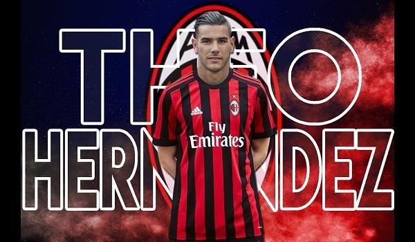 Theo Hernandez Samakan AC Milan Dengan Real Madrid