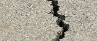 Tremor de terra de magnitude 2,0 é sentido em cidade de PE