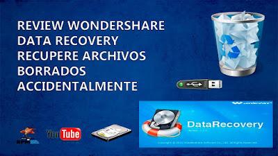 Wondershare Data Recovery v5.0.7.8 + Crack + Portable full 2017