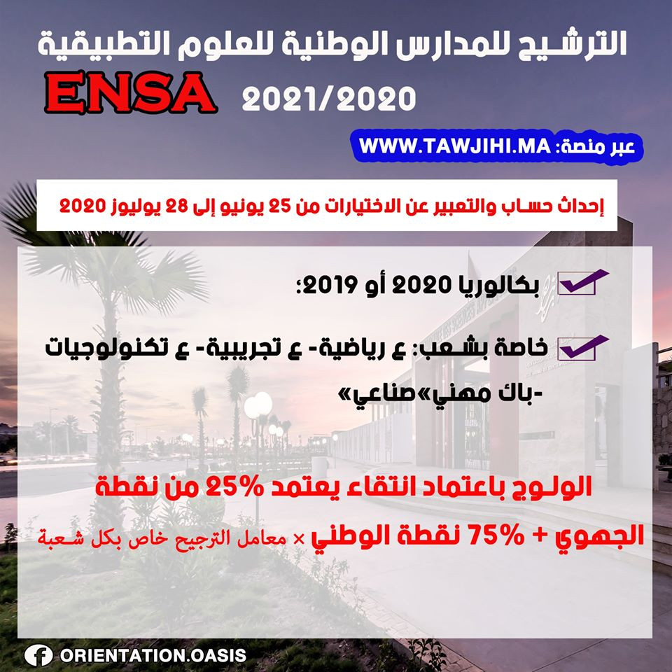 ENSA 2020