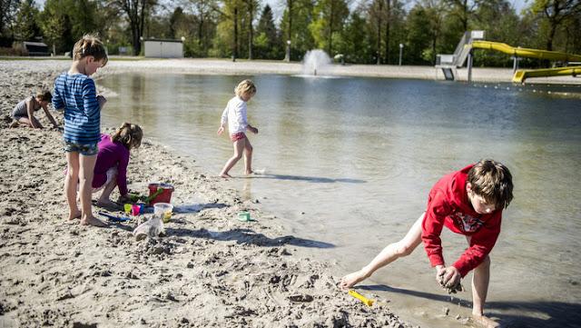 طقس صيفي لطيف مع نهاية هذا الأسبوع في هولندا