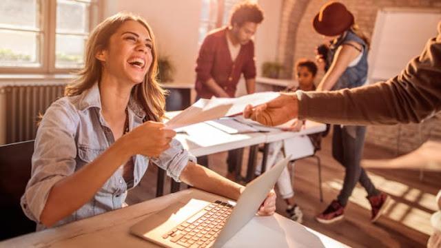 10 Tips Supaya Pekerjaan Anda Tidak Menjadi Beban