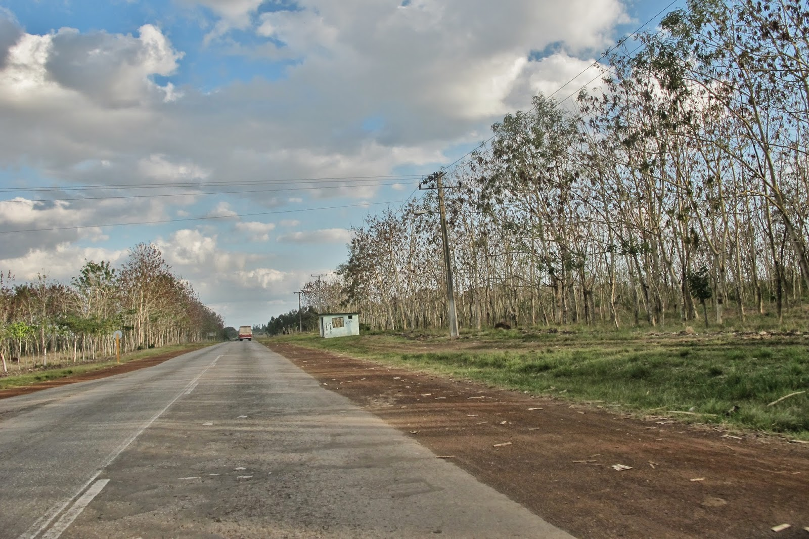 Estrada para Trinidad
