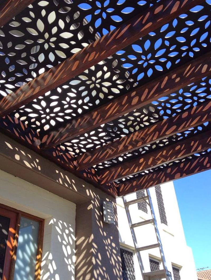 Pergola Dubai Outdoor Pergola Design Wooden