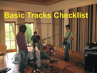 Basic Tracks Checklist image