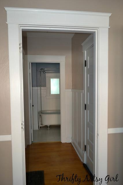 Chalk Paint Grey Kitchen Cabinets