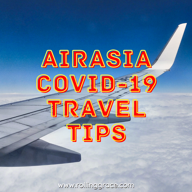 AirAsia COVID-19 Travel Tips