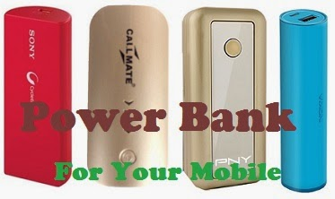 Upto 73% Discount on Power Bank (Portable Mobile Charger), Price Starts from Rs.148 Only