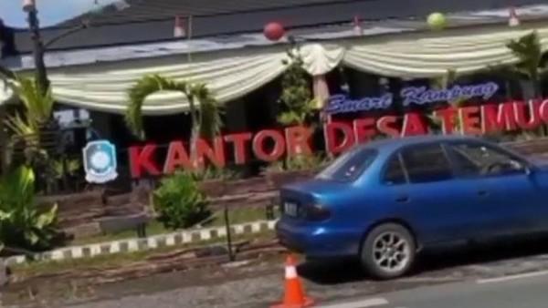 Viral Kades di Banyuwangi Gelar Hajatan di Kantor Desa saat PPKM Darurat