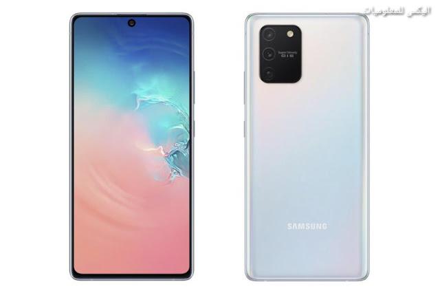 سامسونج تعلن عن Samsung Galaxy S10 Lite و Note 10 Lite