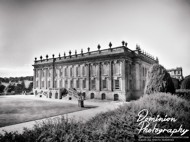 Chatsworth House, Derbyshire - Summer Day 2019