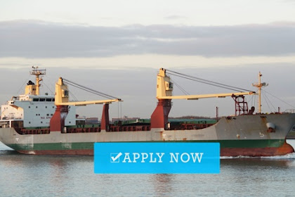 Electrician, Welder, Able Seaman For Heavy Lift Vessel (Philippines)