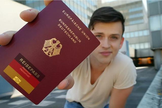 كل ماتحتاجه للحصول على الجنسية الالمانية
