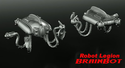 Robot Legion Brainbot