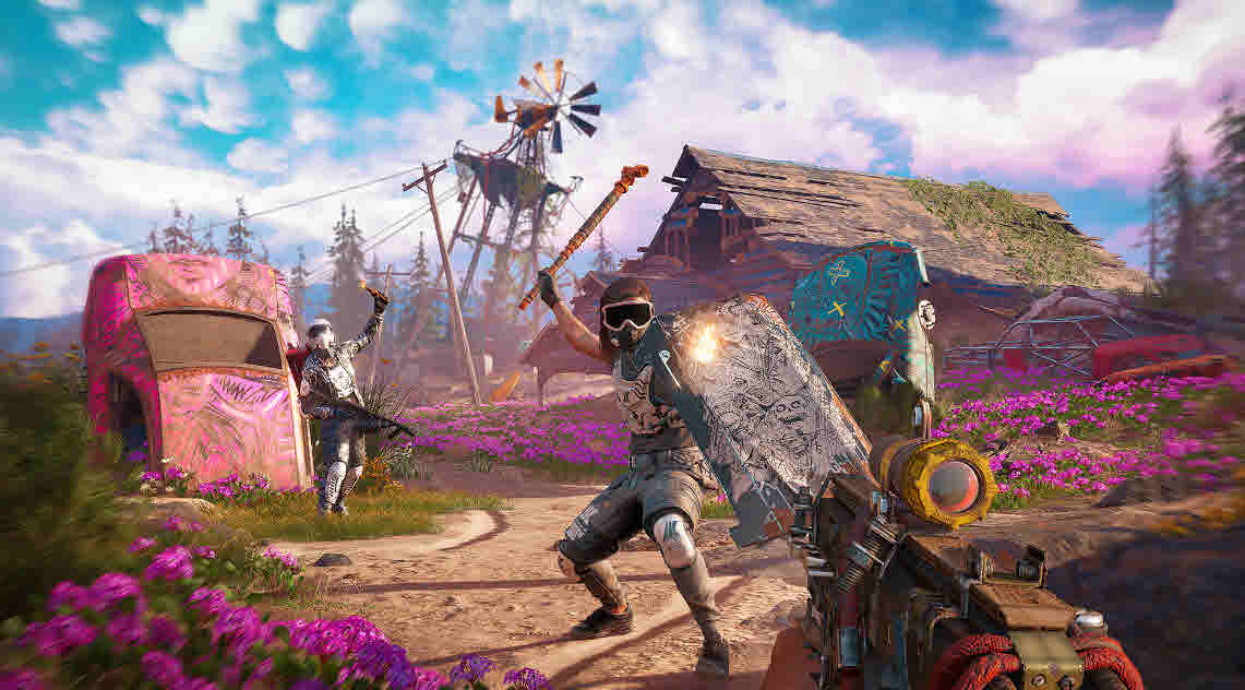 Descargar Far Cry New Dawn Deluxe Edition Juego PC Español