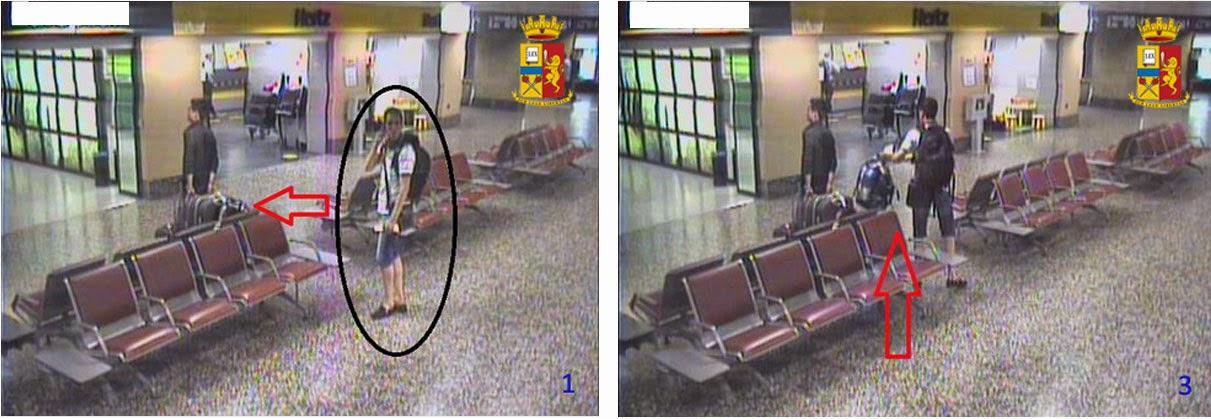 furto aero - Segurança em Roma