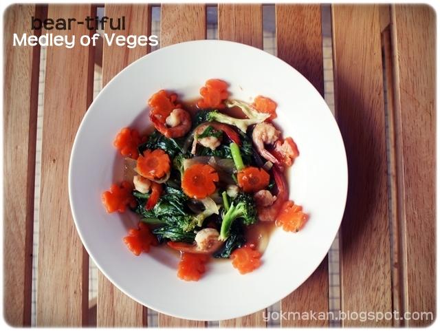 resipi sayur campur chinese style resepi bergambar Resepi Sup Sayur Masam Manis Enak dan Mudah