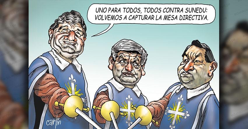 Carlincaturas Miércoles 28 Julio 2021 - La República